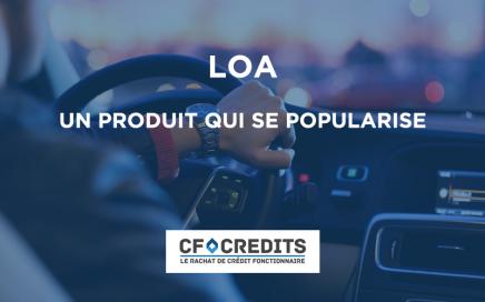 Crédit à la consommation : la LOA devient un produit très populaire