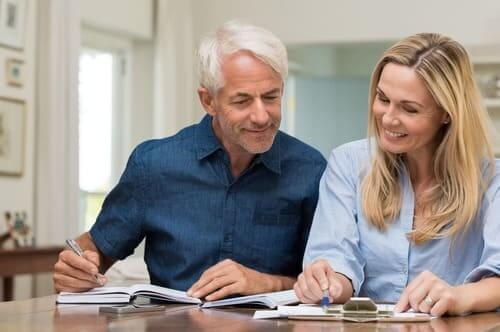 Couple fonctionnaire - rachat de crédit