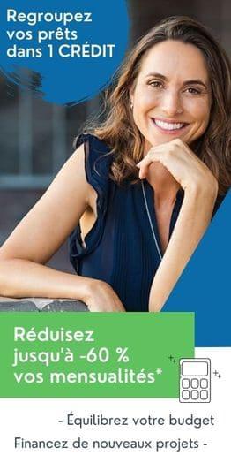 Rachat de crédit - rééquilibrez votre budget et diminuez vos mensualités